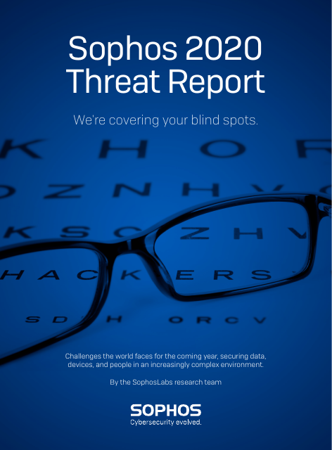 image from Sophos 2020 Threat Report