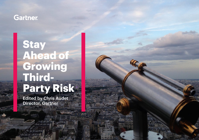 image from Stay Ahead of Growing Third Party Risk