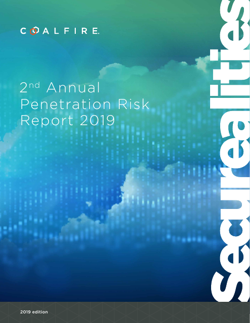 image from 2nd Annual Penetration Risk Report 2019