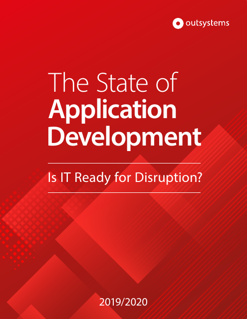 image from The State of Application Development