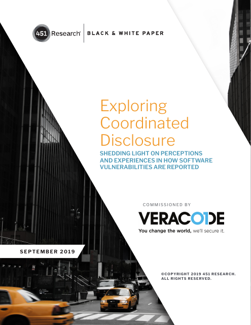 image from Exploring Coordinated Disclosure: Shedding Light on Perceptions and Experience in How Software Vulnerabilities are Reported