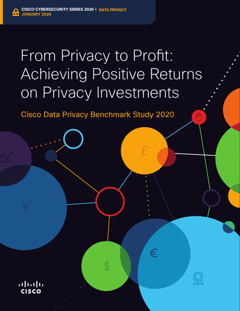 image from Cisco Data Privacy Benchmark Study 2020