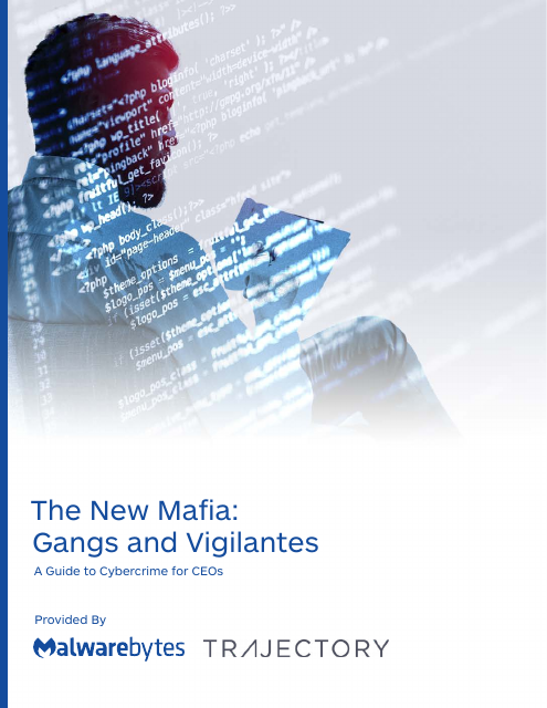 image from The New Mafia: Gangs and Vigilantes