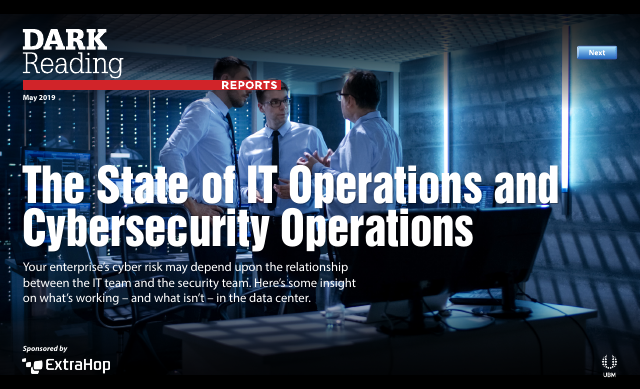 image from The State of IT Operations and Cybersecurity Operations