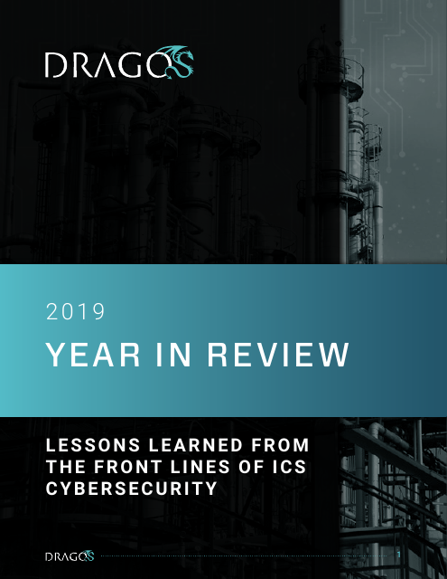 image from 2019 Year in Review: Lessons Learned from the Front Lines of ICS Cybersecurity