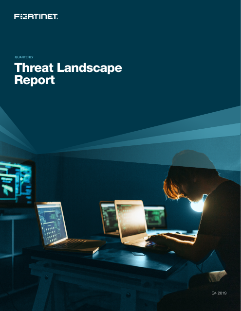image from Threat Landscape Report Q4 2019