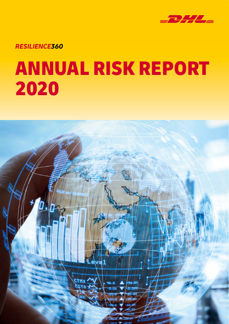image from Resilience360 Annual Risk Report 2020