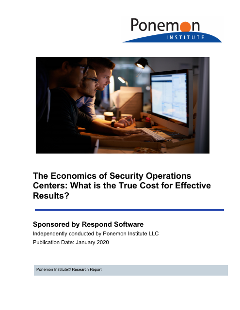image from The Economics of Security Operations Centers: What is the True Cost for Effective Results?