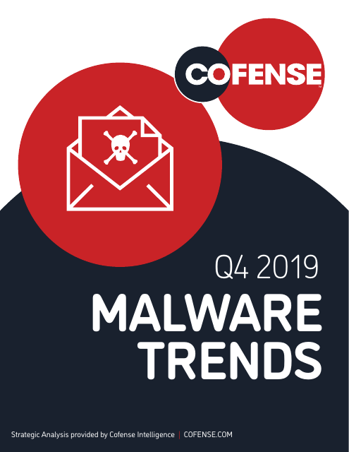 image from Q4 2019 Malware Trends