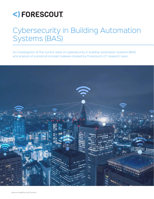 image from Cybersecurity in Building Automation Systems (BAS)
