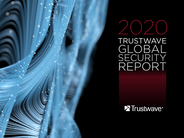 image from 2020 Trustwave Global Security Report