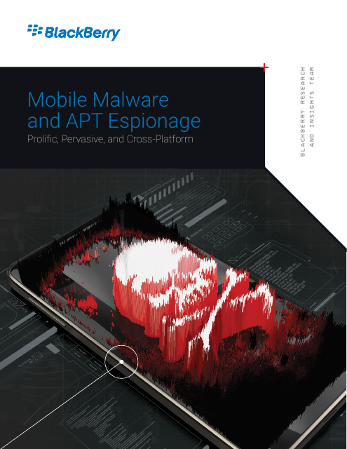 image from Mobile Malware and APT Espionage