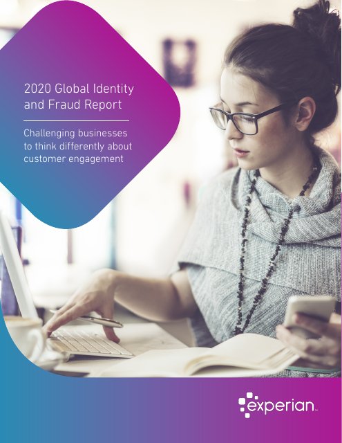 image from 2020 Global Identity and Fraud Report