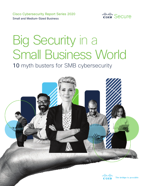 image from Big Security in a Small Business World