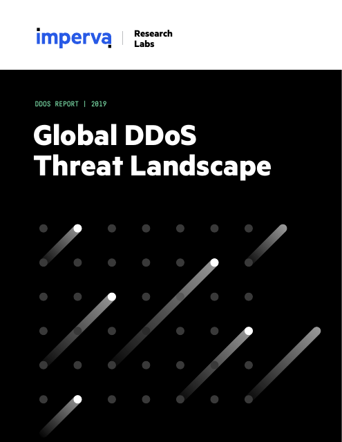 image from Global DDoS Threat Landscape 2019