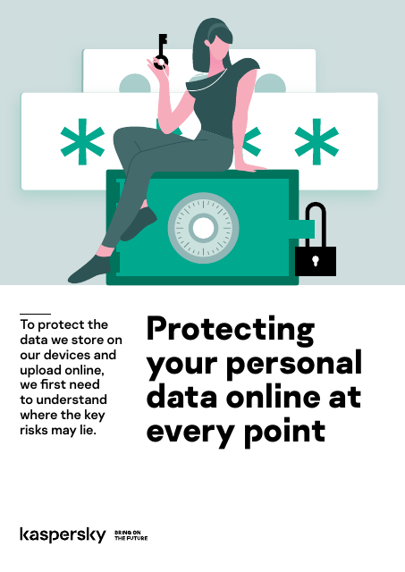 image from Protecting your personal data online at every point