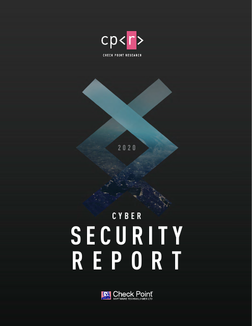 image from 2020 Cyber Security Report