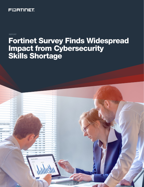 image from Fortinet Survey Finds Widespread Impact from Cybersecurity Skills Shortage