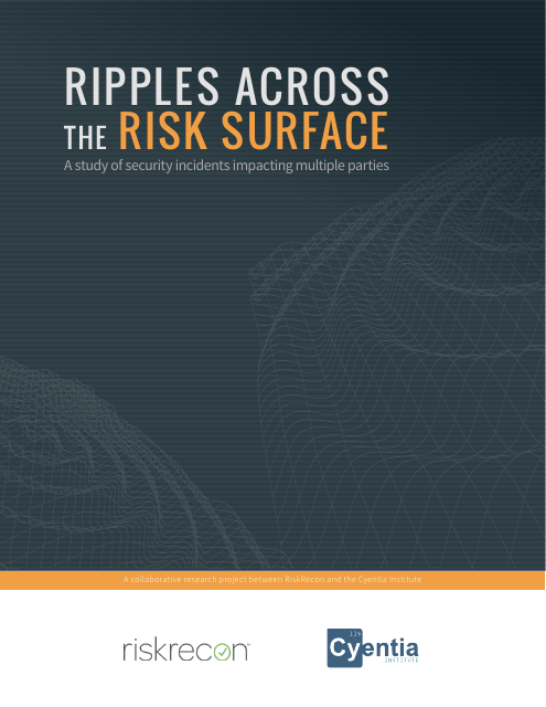 image from Ripples Across the Risk Surface