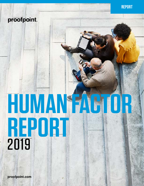 image from Human Factor Report 2019