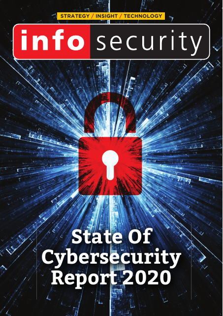 image from State of Cybersecurity Report 2020