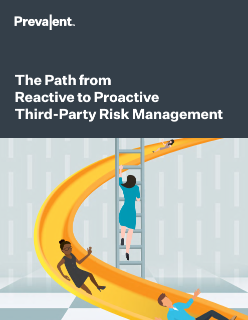 image from The Path from Reactive to Proactive Third-Party Risk Management
