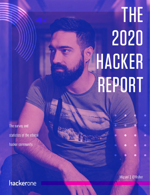 image from The 2020 Hacker Report