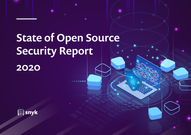 image from State of Open Source Security Report 2020
