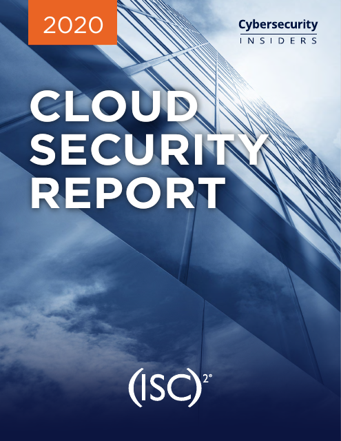 image from 2020 Cloud Security Report