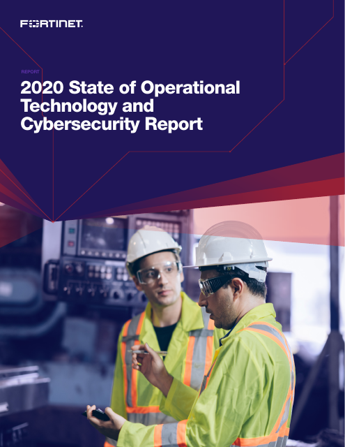 image from 2020 State of Operational Technology and Cybersecurity Report