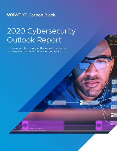 image from 2020 Cybersecurity Outlook Report