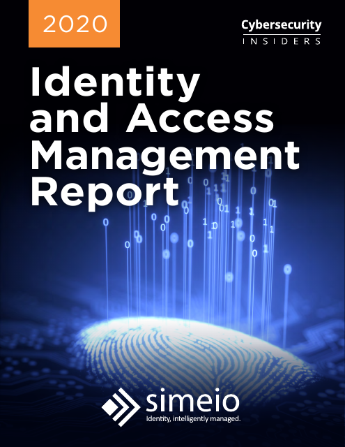 image from Identity and Access Management Report