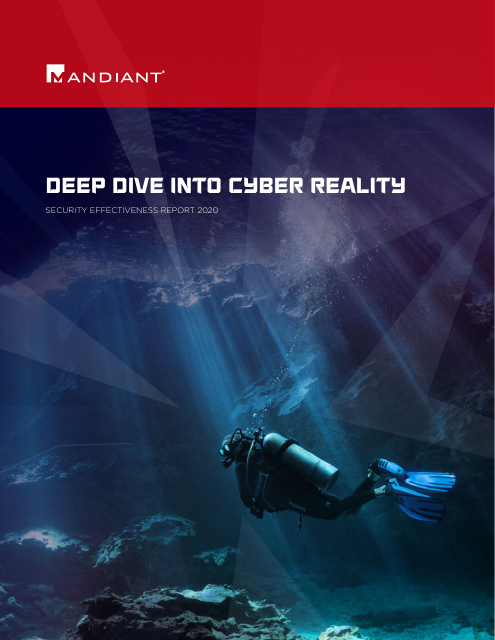 image from 2020 Security Effectiveness Report