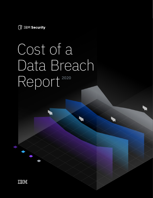 image from Cost of a Data Breach Report 2020