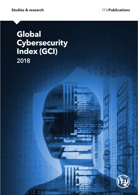 image from Global Cybersecurity Index 2018
