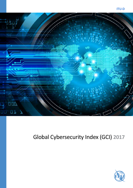image from Global Cybersecurity Index 2017