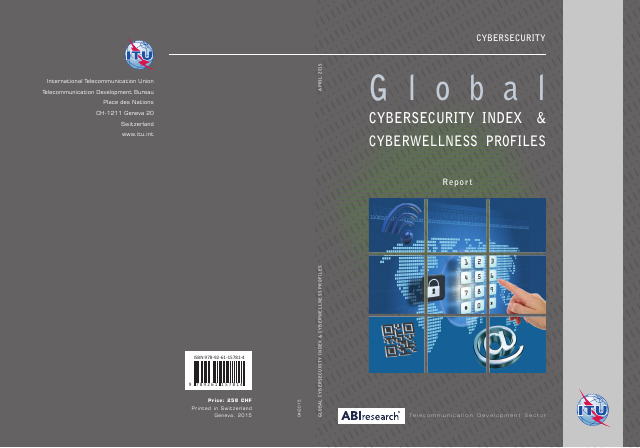 image from Global Cybersecurity Index & Cyberwellness Profiles