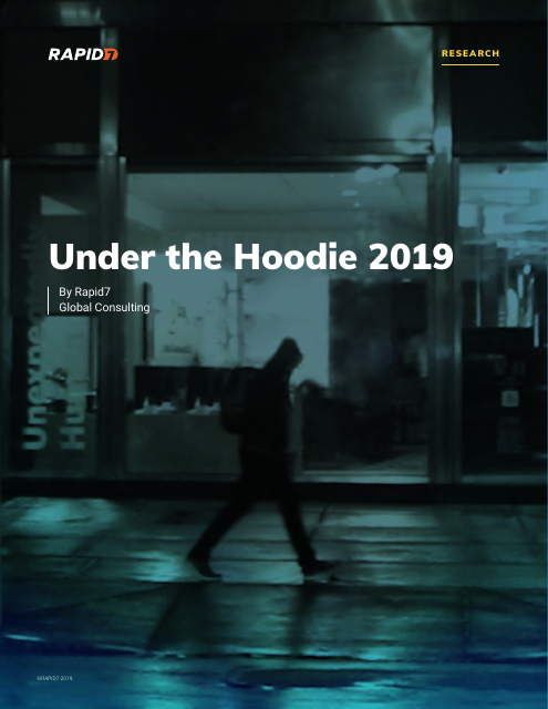 image from Under the Hoodie 2019