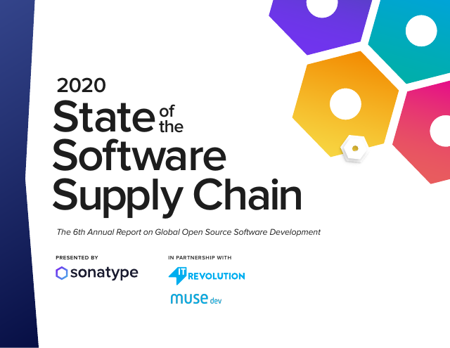 image from 2020 State of the Software Supply Chain