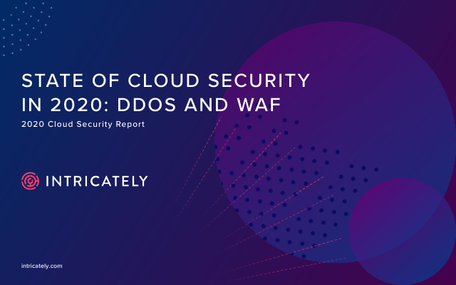 image from State of Cloud Security In 2020: DDoS and WAF