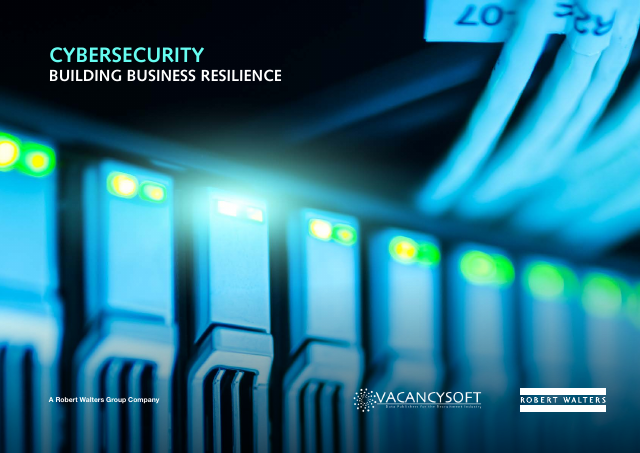 image from Cybersecurity: Building Business Resilience