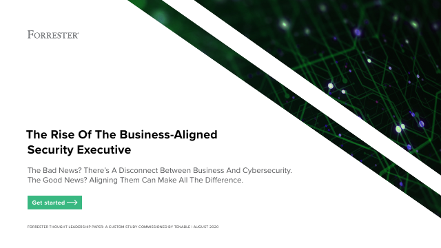 image from The Rise of the Business-Aligned Security Executive
