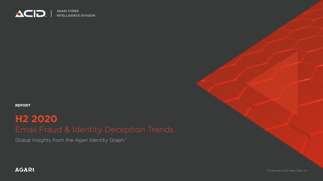 image from H2 2020 Email Fraud & Identity Deception Trends