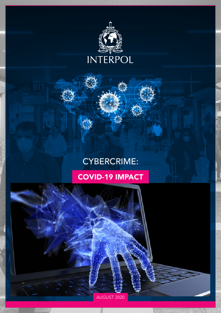 image from Cybercrime: COVID-19 Impact