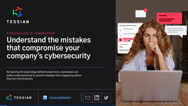 image from Understand the Mistakes that Compromise your Company's Cybersecurity