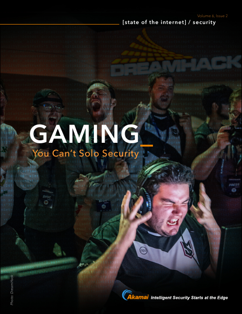 image from State of the Internet: Security Report: Volume 6, Issue 2 - Gaming