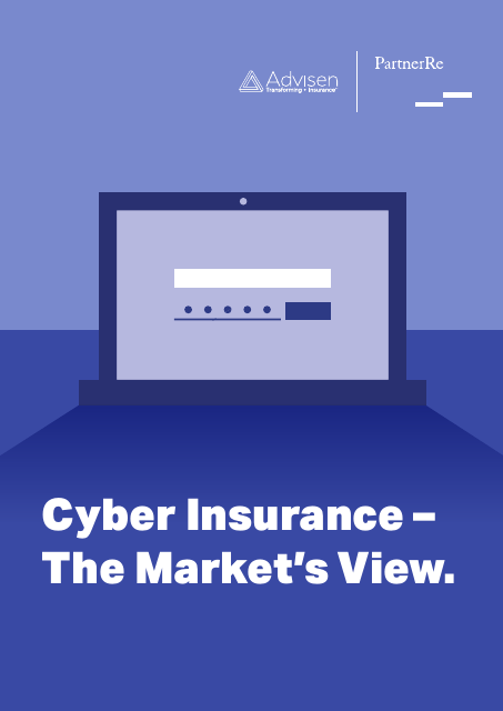 image from Cyber Insurance - The Market's View