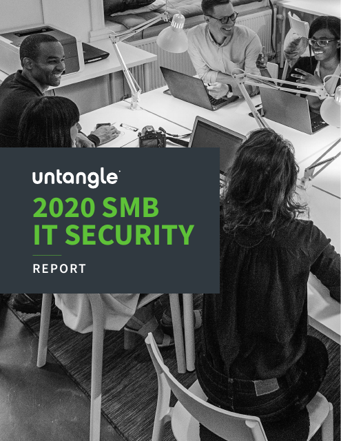 image from 2020 SMB IT Security Report
