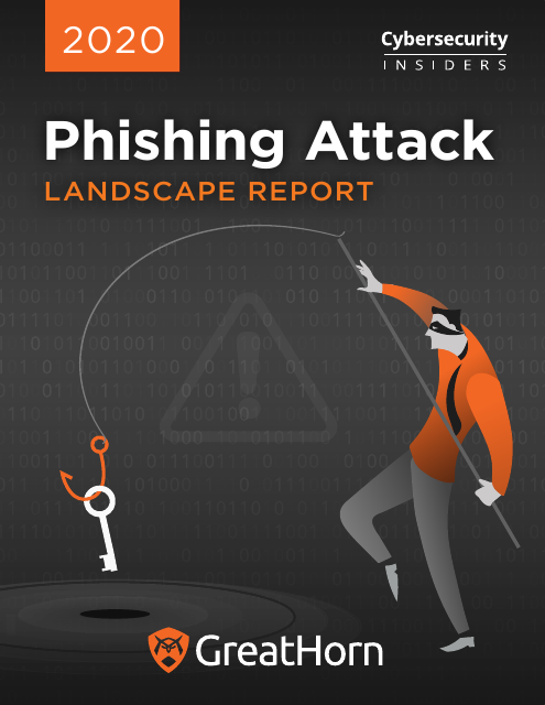 image from Phishing Attack Landscape Report 2020