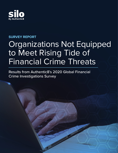 image from 2020 Global Financial Crime Investigations Survey Report
